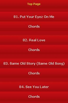 All Songs of Sarah Connor apk screenshot
