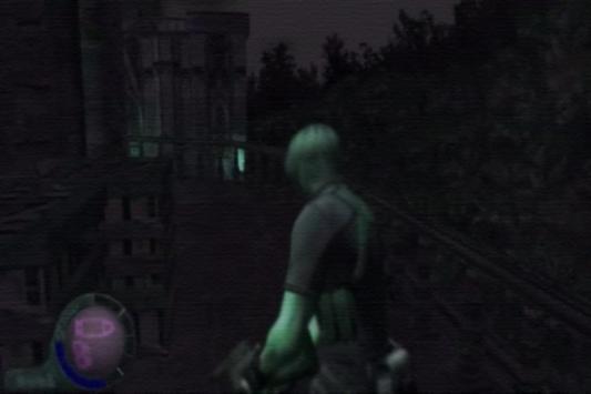 Win Resident Evil 4 Trick poster