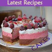 Cake Recipes latest icon