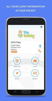 TripBuilder Pro poster