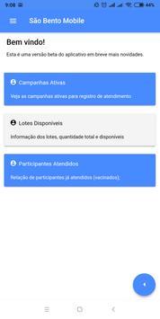 São Bento Mobile screenshot 2