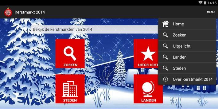 Kerstmarkt 2014 apk screenshot