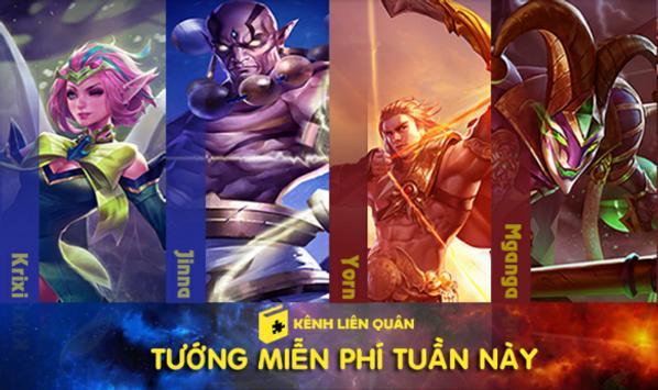 Kenh Lien Quan apk screenshot