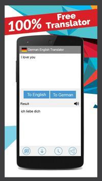 German English Translator screenshot 5