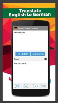 German English Translator screenshot 9