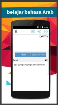 Indonesian Arabic Translator apk screenshot