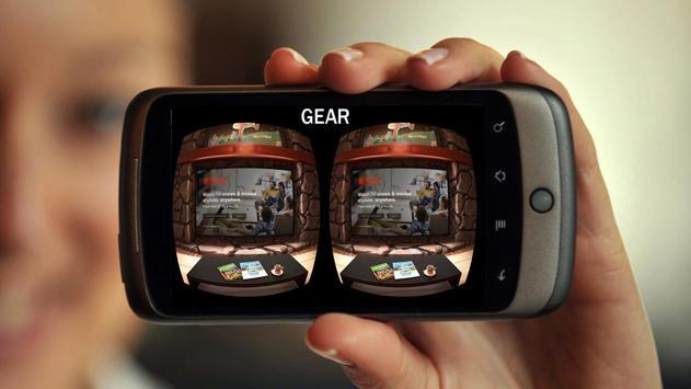 Guide Netflix Gear VR New poster