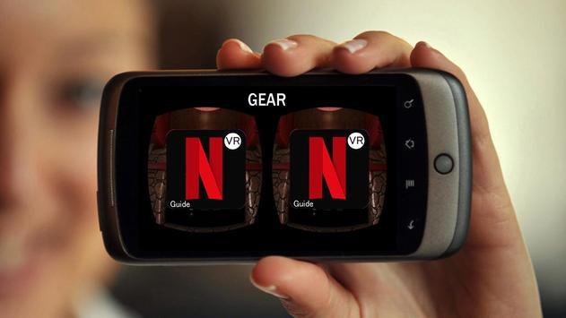 Guide Netflix Gear VR New apk screenshot