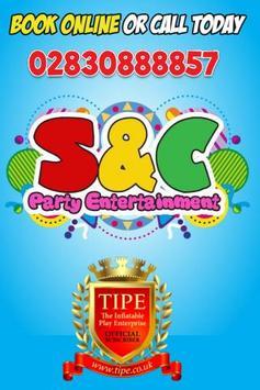 S & C Party Entertainment screenshot 4