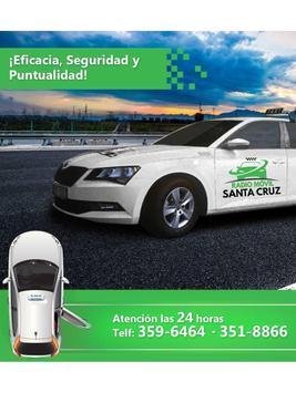 Radio Movil Santa Cruz poster