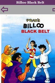 Billoo Black Belt poster