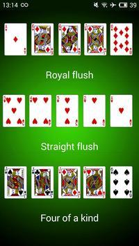 Poker Hands screenshot 1