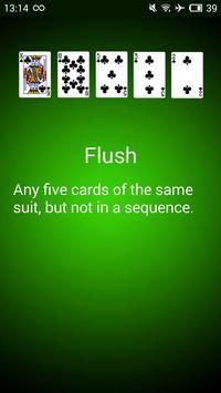 Poker Hands screenshot 2