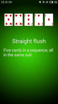 Poker Hands screenshot 3