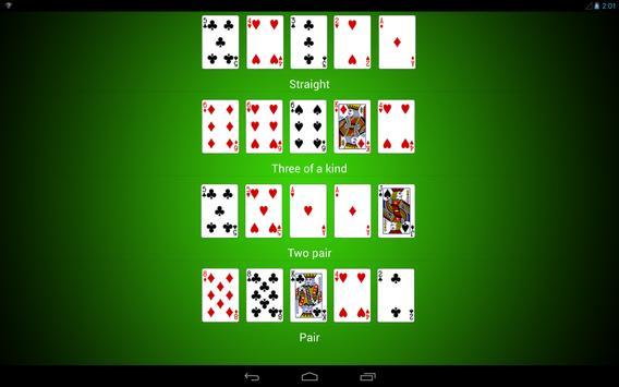 Poker Hands screenshot 7