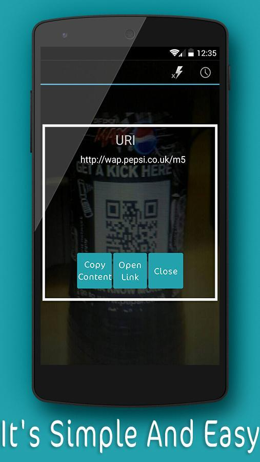QR Droid Code Scanner for Android - APK Download