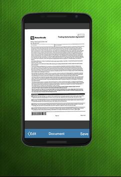 PDF Document Scanner apk screenshot