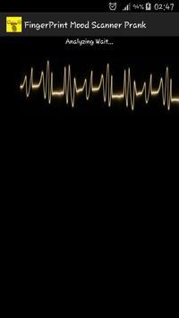 FingerPrint Mood Scanner Prank apk screenshot