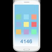 4146 Prefisso Fast icon