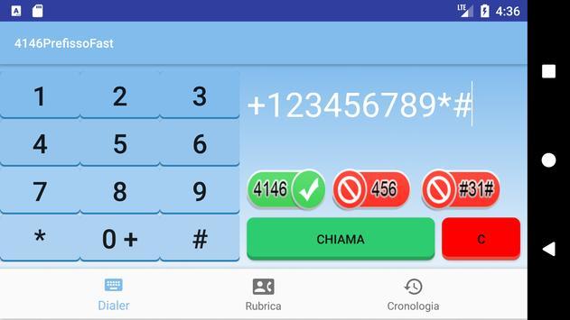 4146 Prefisso Fast apk screenshot