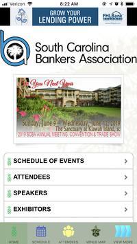 SCBA Annual Convention poster