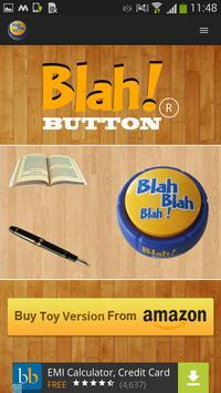 Blah! Button ® apk screenshot