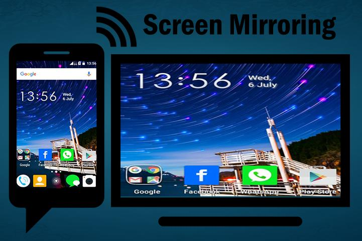 Screen Mirroring - All Share Cast For Smart TV for Android - APK Download