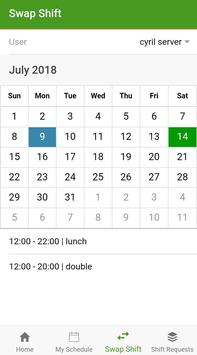 Fantastic Food - Restaurant Scheduling App screenshot 5