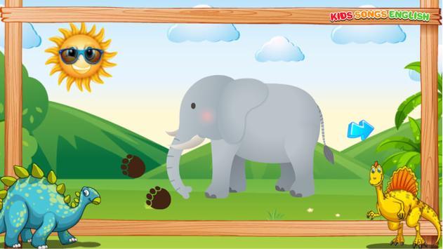 Zoo Animals - Learning at Happy English School screenshot 1