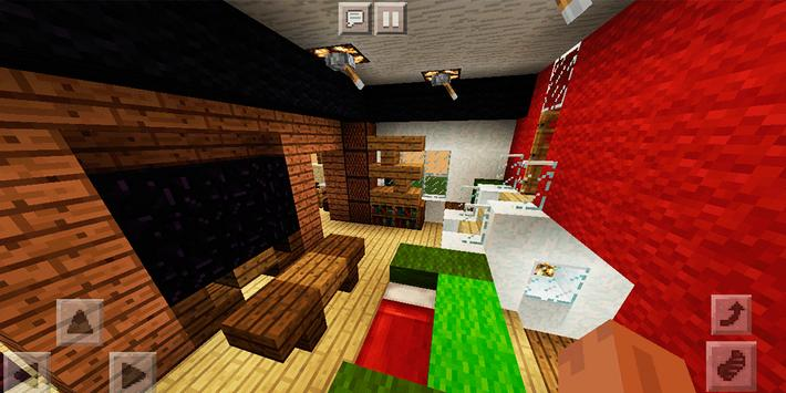 Nerd School. Map for MCPE apk screenshot