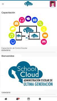 SchoolCloud poster