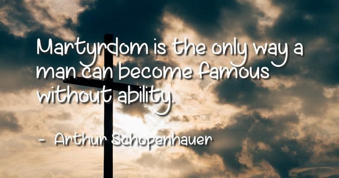 Schopenhauer Quotes screenshot 3