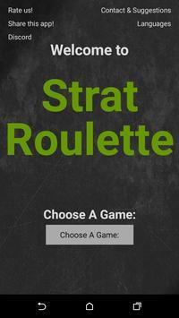 Strat Roulette постер