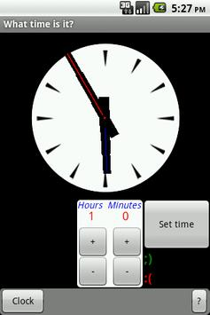 """Guess what time is it? 3.5"""" screenshot 1"""
