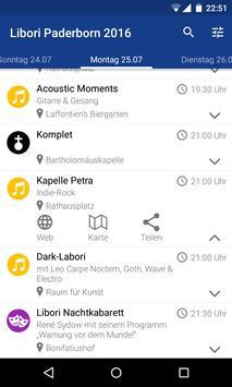 Libori Paderborn 2017 apk screenshot