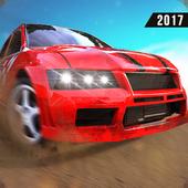 Car Rally Extreme Stunt Racing icon