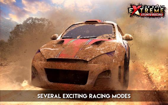 Car Rally Extreme Stunt Racing screenshot 10
