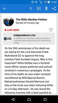Independence Live apk screenshot