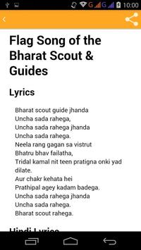 Scouts &  Guides poster