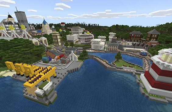 Maps for Minecraft PE Cities for Android - APK Download