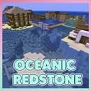 Oceanic redstone house APK