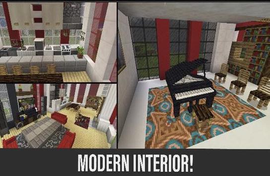 Smart house for Minecraft pe screenshot 1