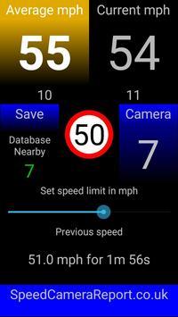 !TASCA Free average speed camera app screenshot 2