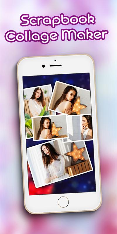 Scrapbook Collage Photo Grid Editor For Android Apk Download