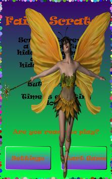 Fairy Scratch poster