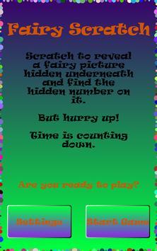 Fairy Scratch screenshot 1