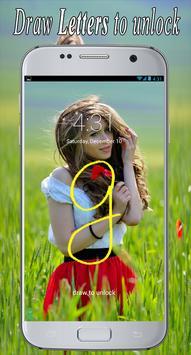 Gesture Lock Screen screenshot 4