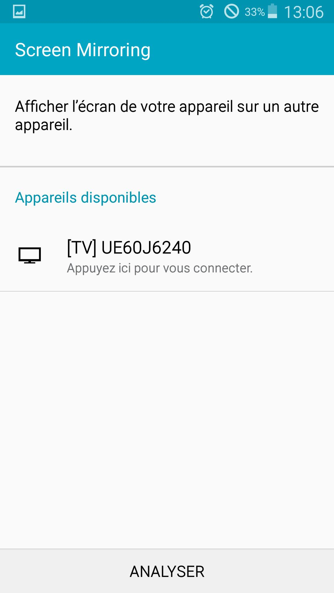 Myphone screen connect to tv (screenCast) for Android - APK