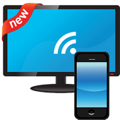 Display Phone Screen On TV icon