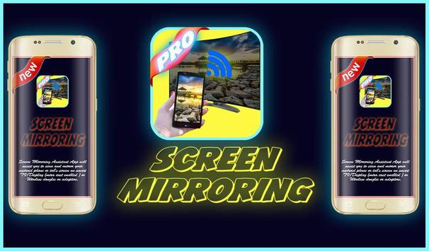 screen mirroring Assistant tv poster